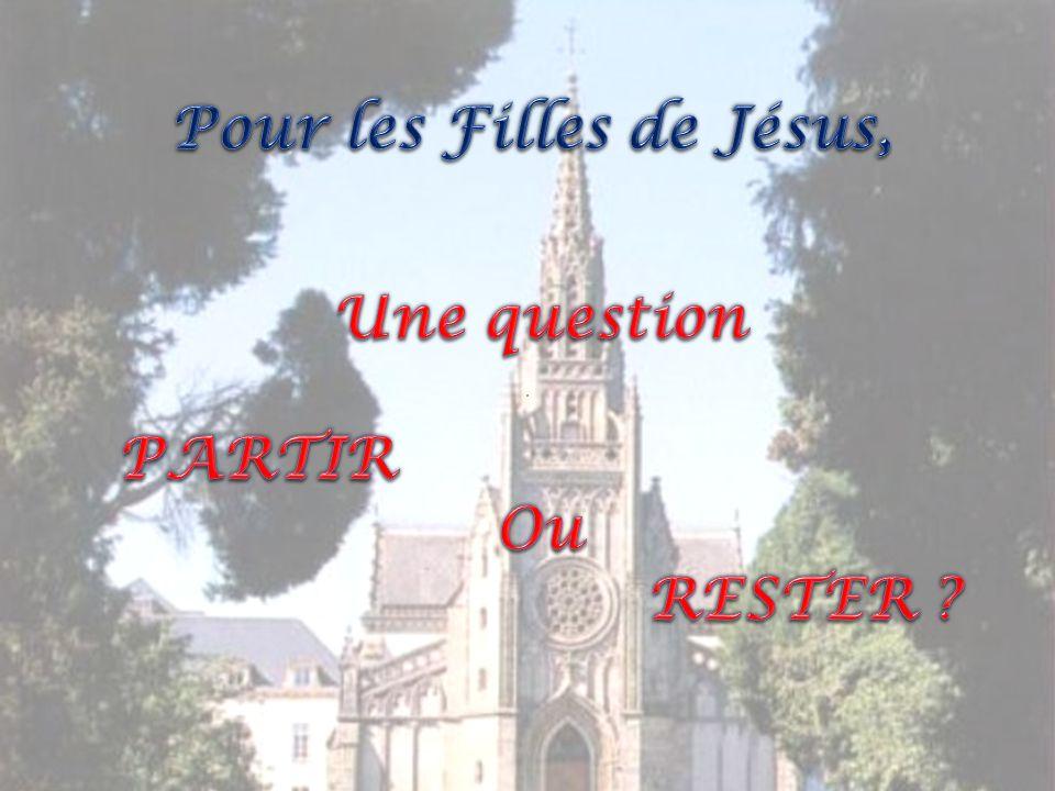 Pour les Filles de Jésus,