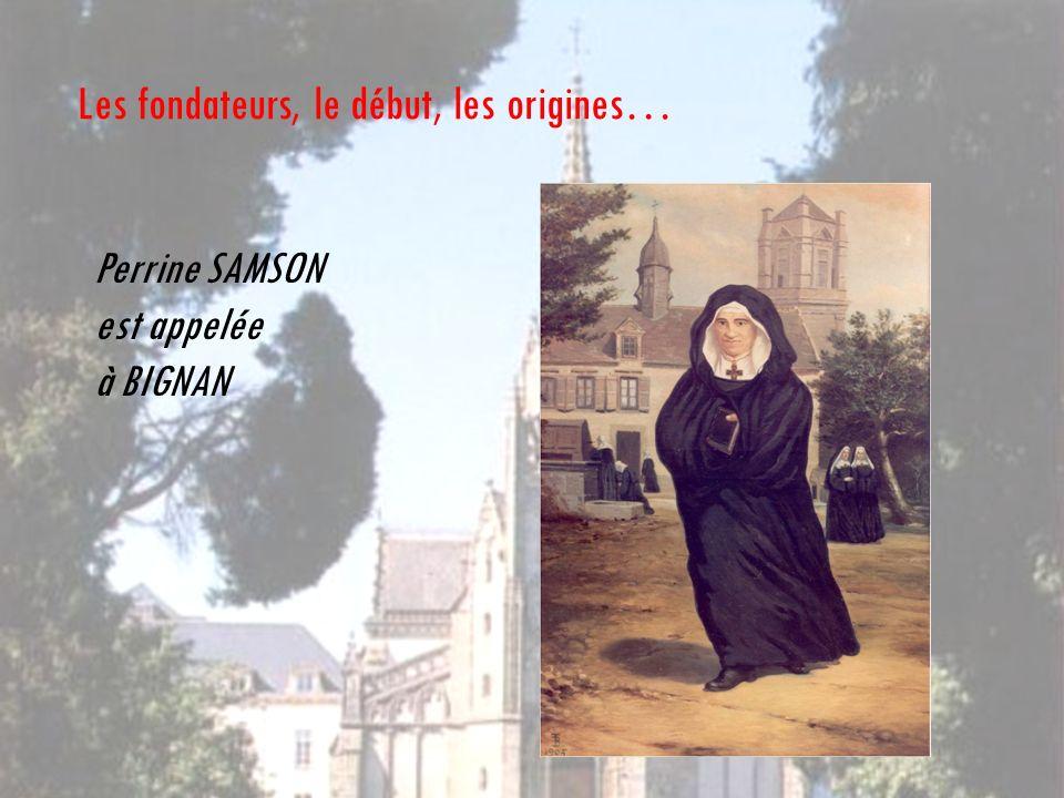 Les fondateurs, le début, les origines…