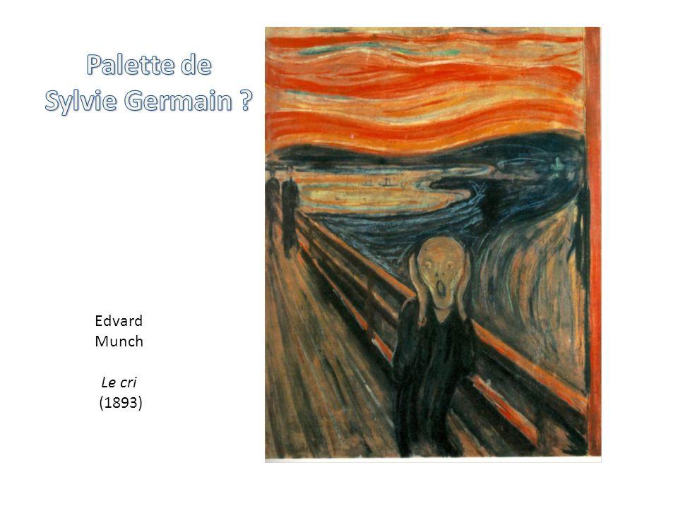 Palette de Sylvie Germain