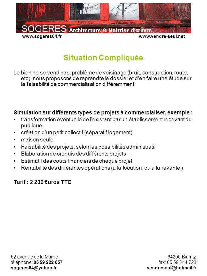 Situation Compliquée