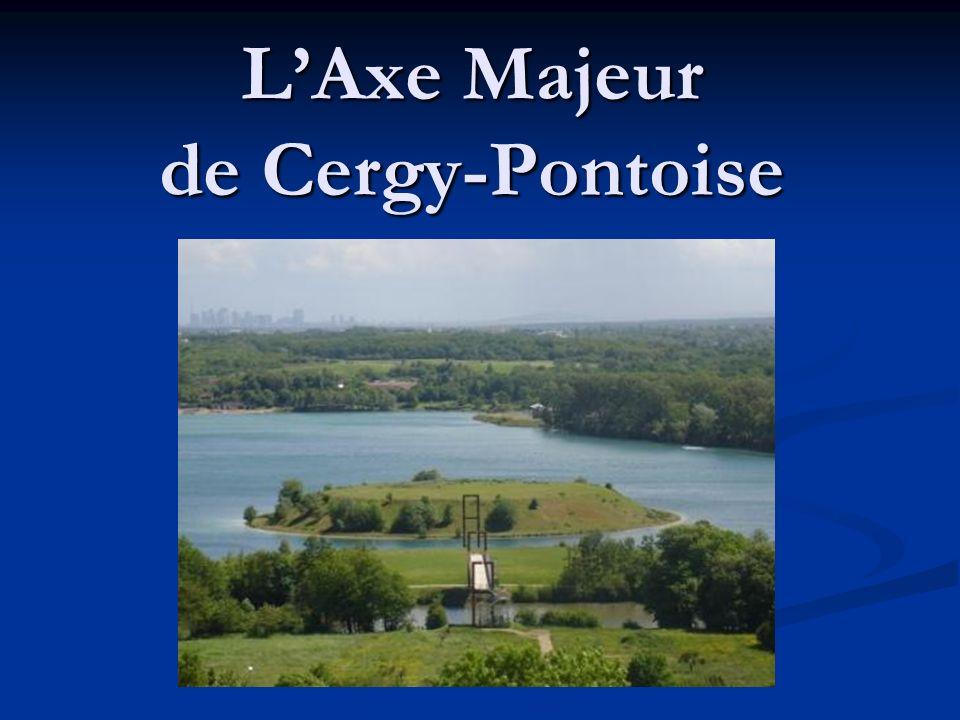 L'Axe Majeur de Cergy-Pontoise