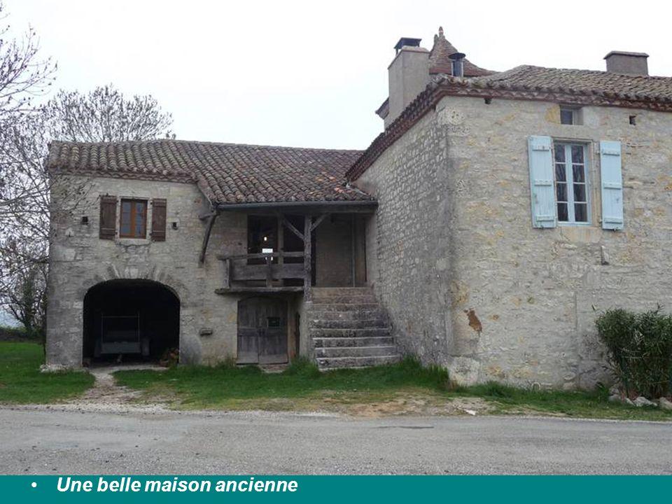 Une belle maison ancienne