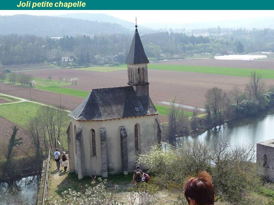 Joli petite chapelle