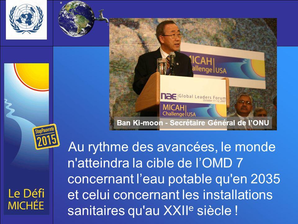 Ban Ki-moon - Secrétaire Général de l'ONU