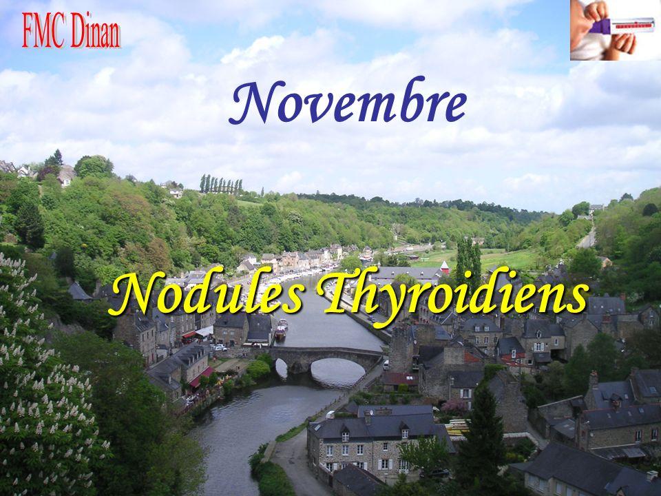 Novembre Nodules Thyroidiens
