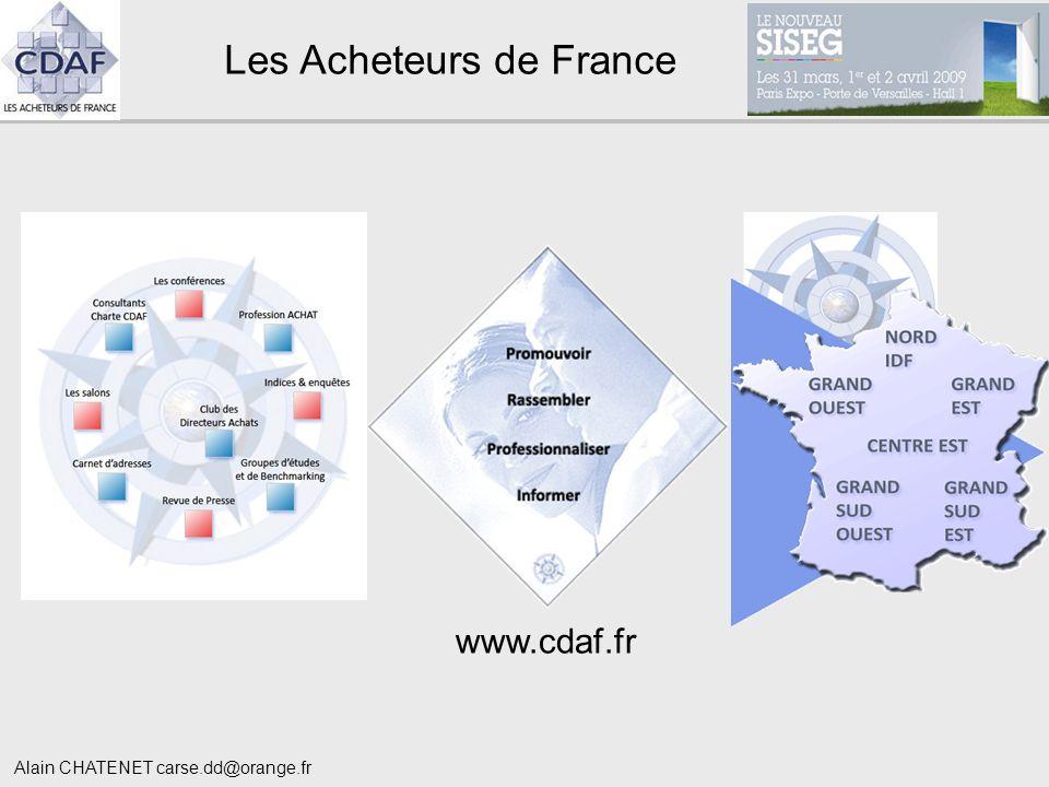 Les Acheteurs de France