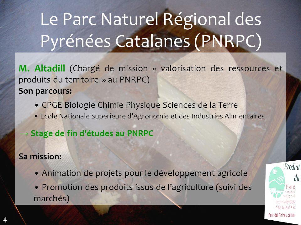 Le Parc Naturel Régional des Pyrénées Catalanes (PNRPC)