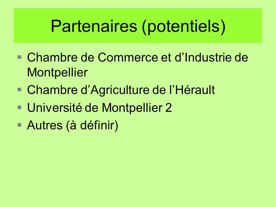 Partenaires (potentiels)