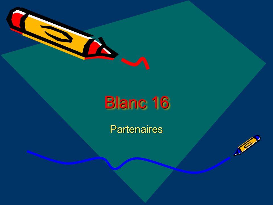 Blanc 16 Partenaires