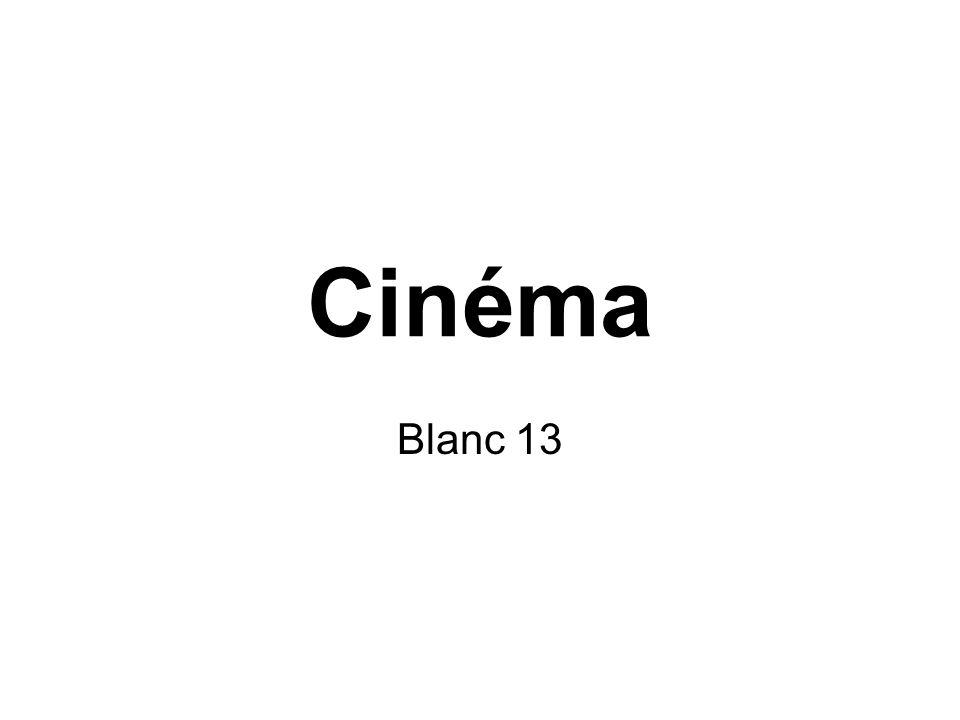Cinéma Blanc 13