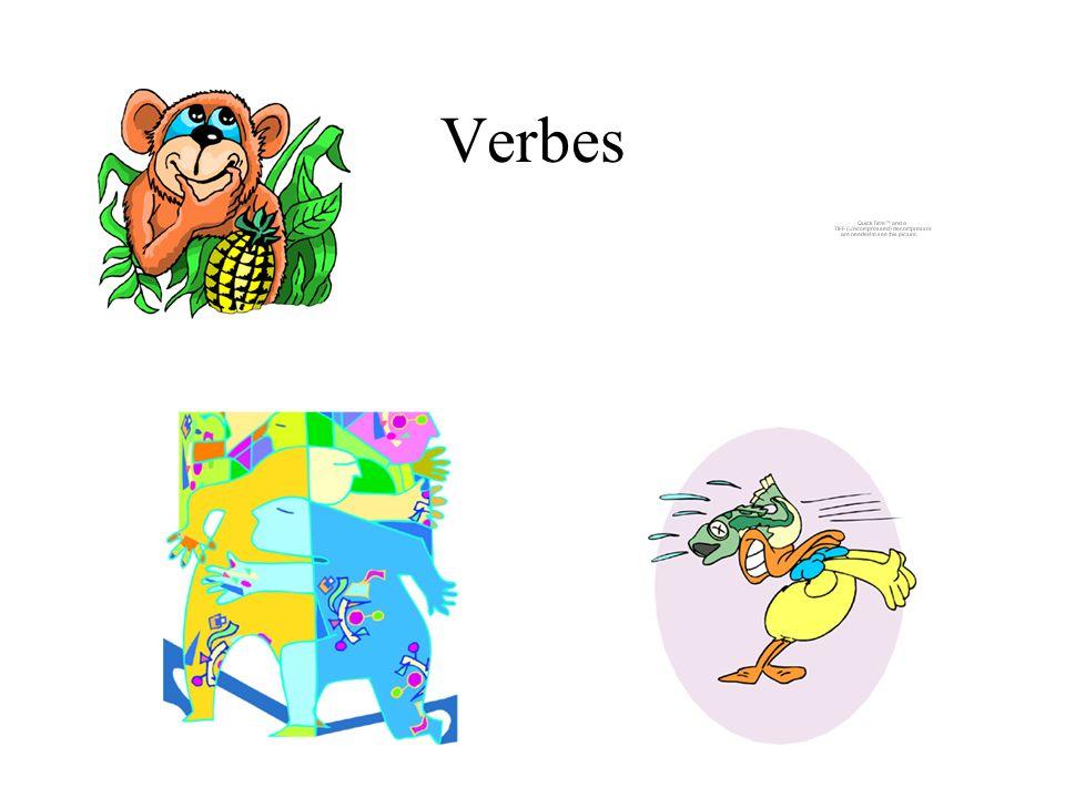 Verbes