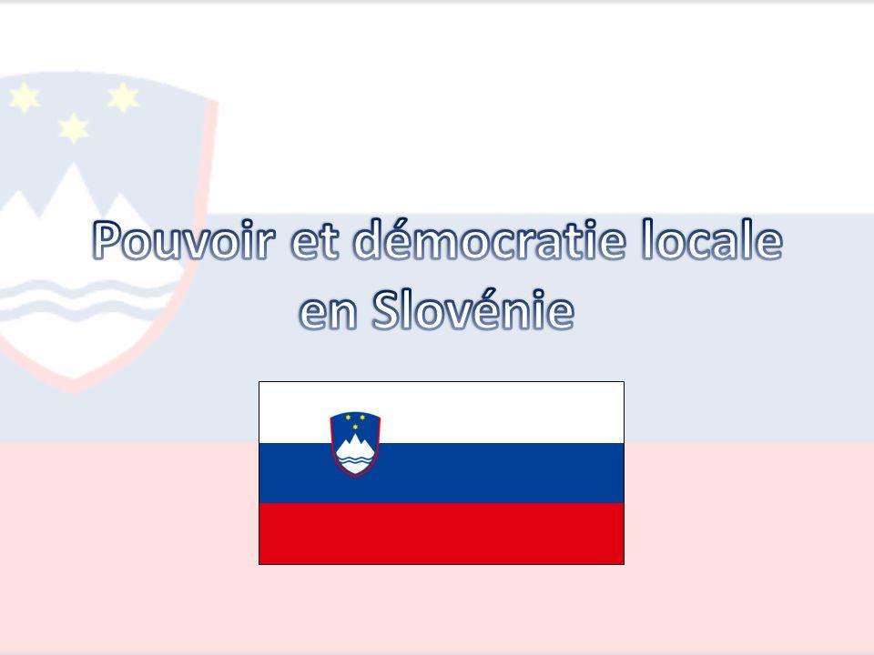 Pouvoir et démocratie locale en Slovénie