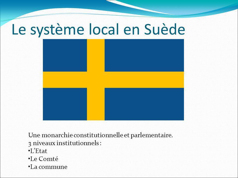 Le système local en Suède