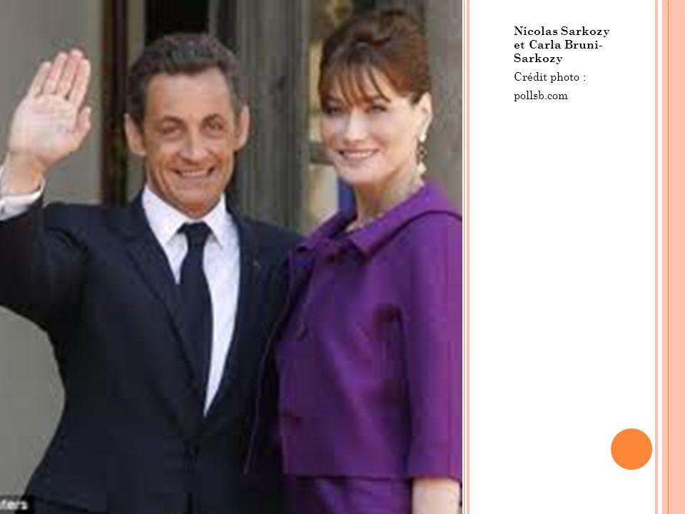 Nicolas Sarkozy et Carla Bruni- Sarkozy