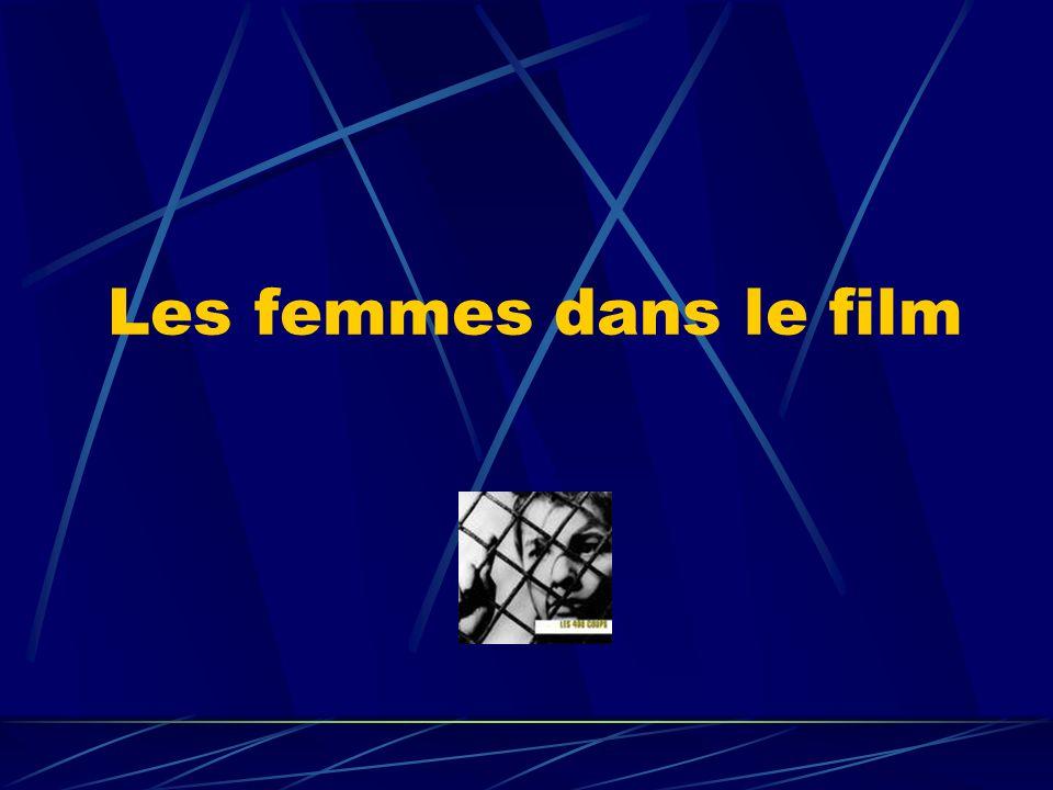 Les femmes dans le film