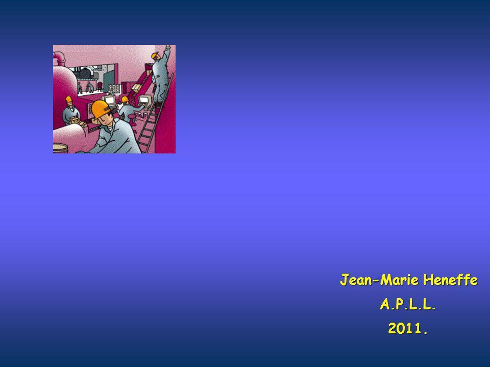 Jean-Marie Heneffe A.P.L.L. 2011.