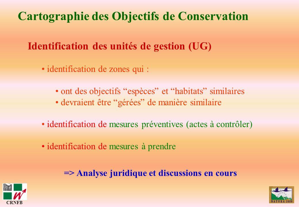 => Analyse juridique et discussions en cours