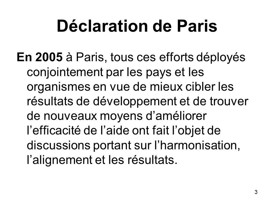 Déclaration de Paris