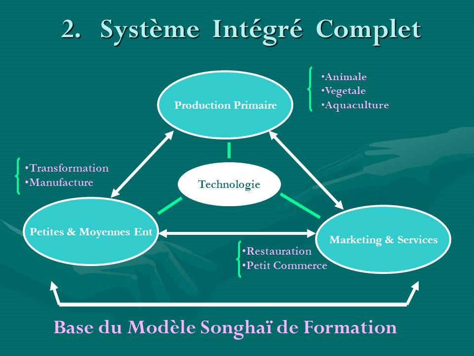 Système Intégré Complet