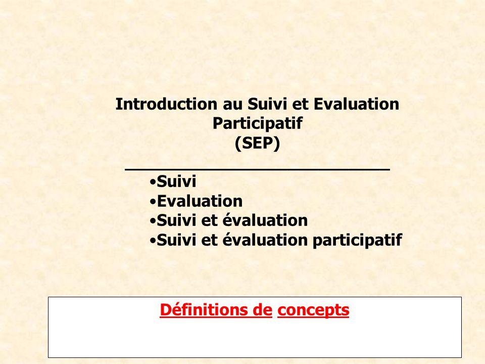 Définitions de concepts