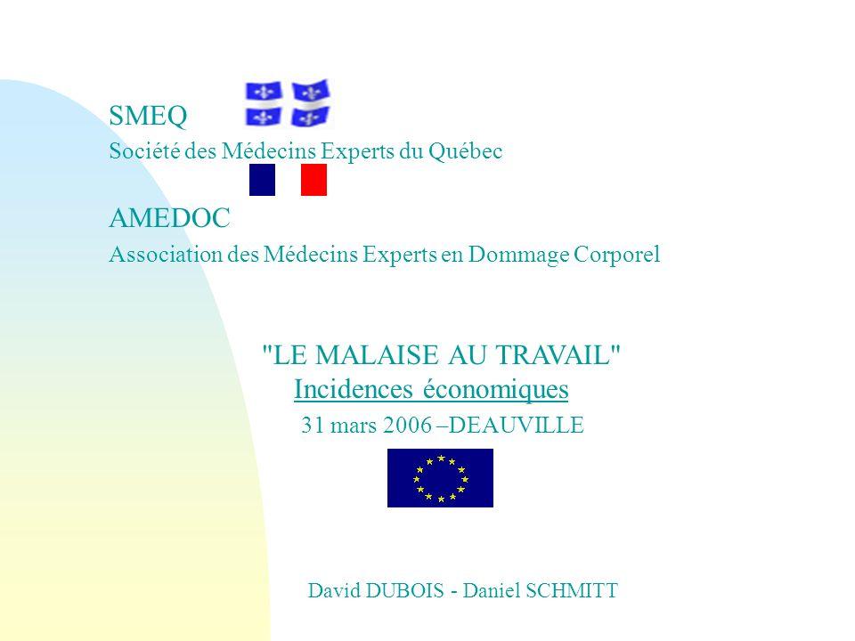 Incidences économiques 31 mars 2006 –DEAUVILLE