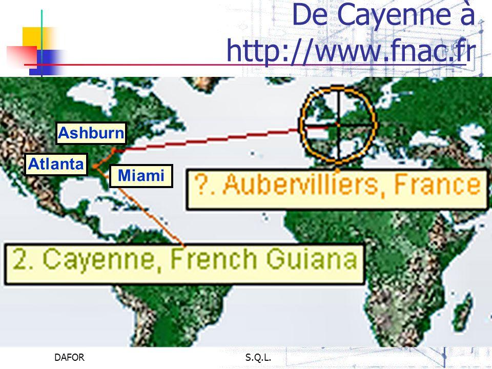 De Cayenne à http://www.fnac.fr