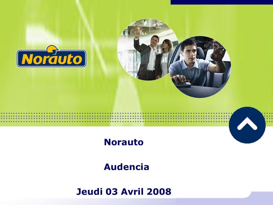 Norauto Audencia Jeudi 03 Avril 2008