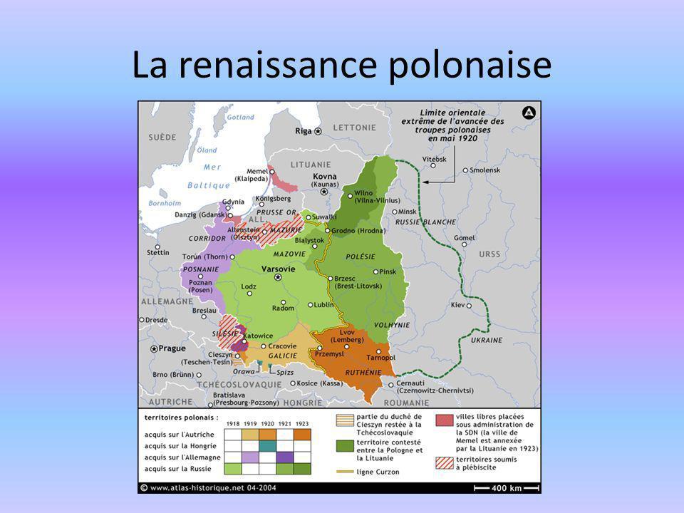La renaissance polonaise