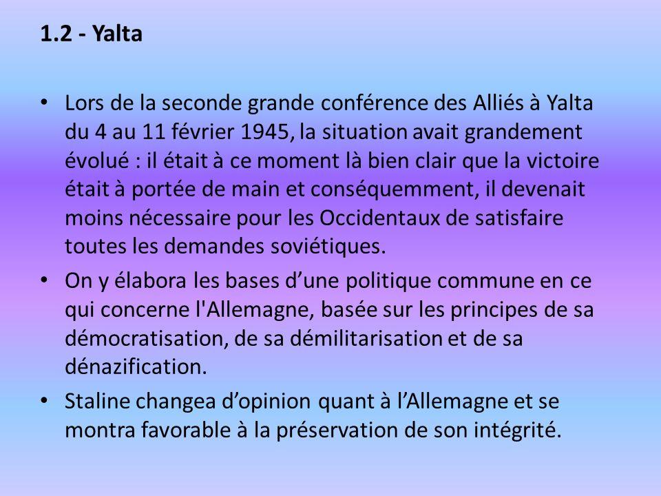 1.2 - Yalta