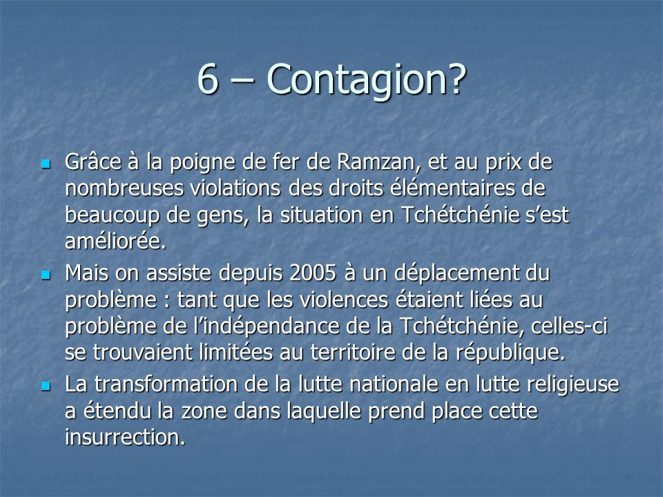 6 – Contagion