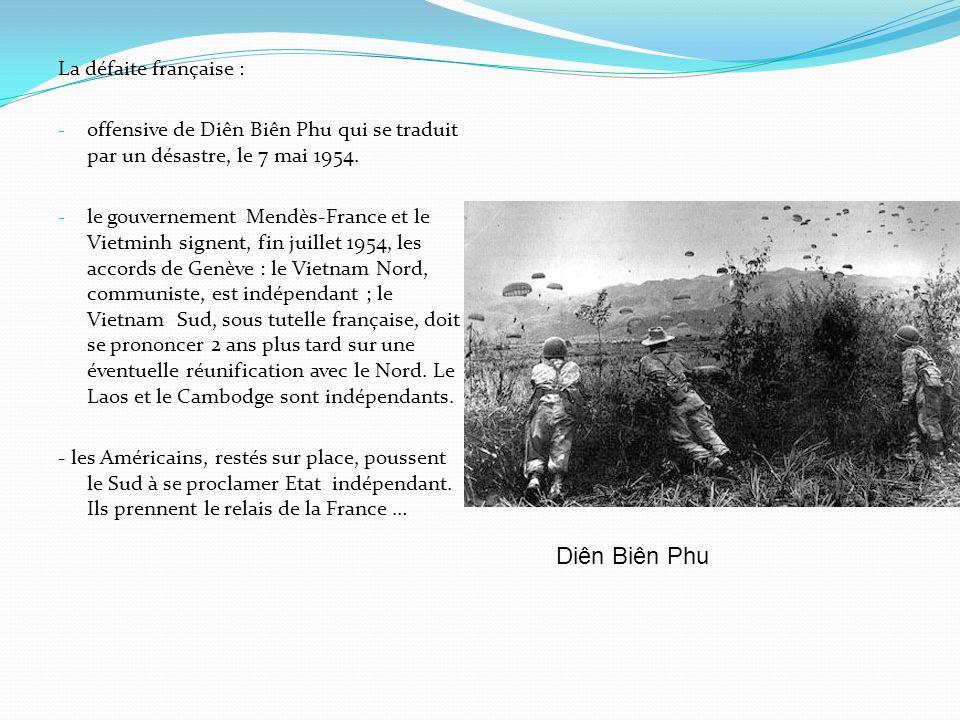 Diên Biên Phu La défaite française :