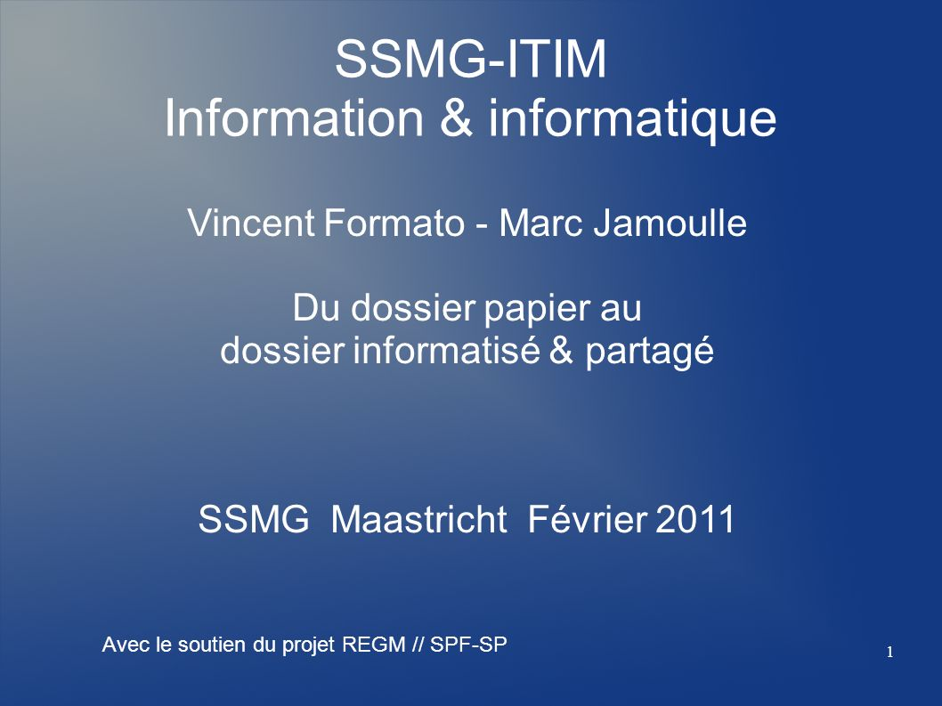 Information & informatique