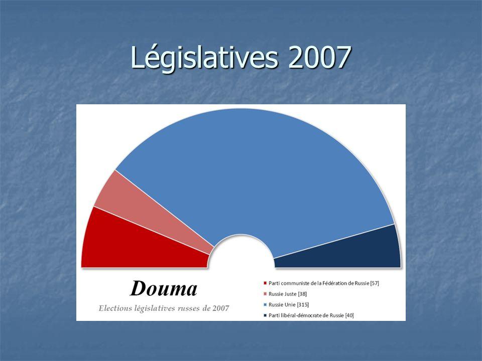Législatives 2007