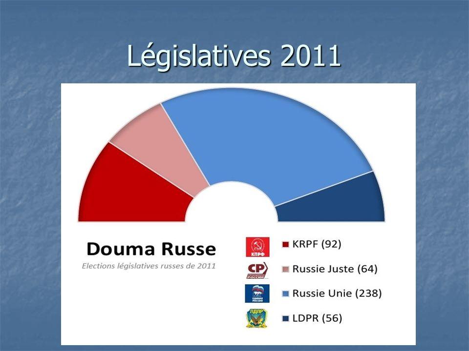 Législatives 2011