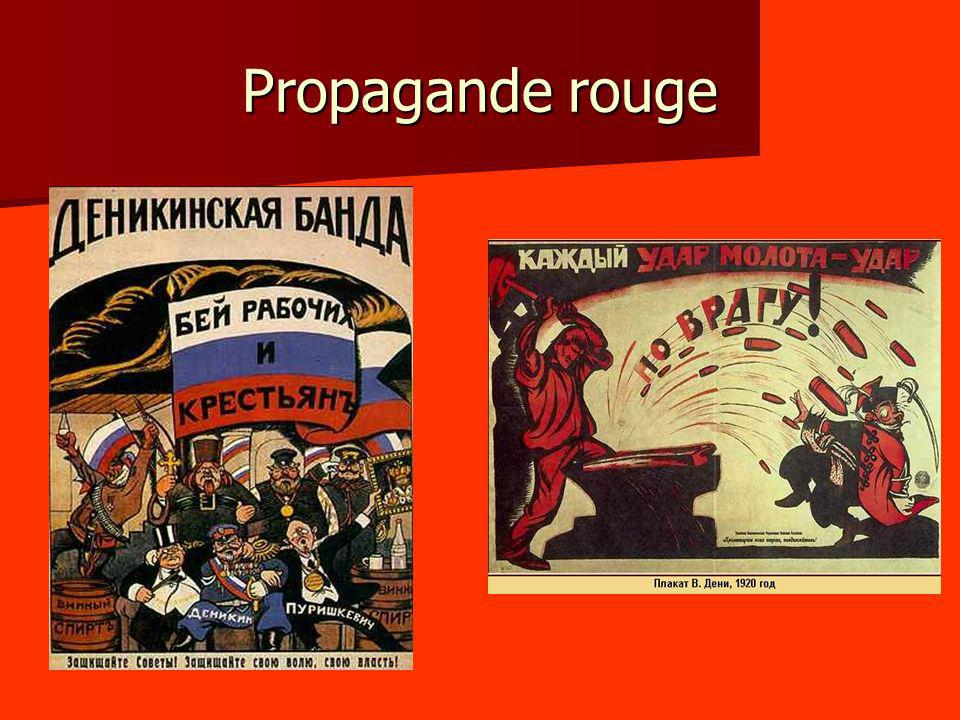 Propagande rouge