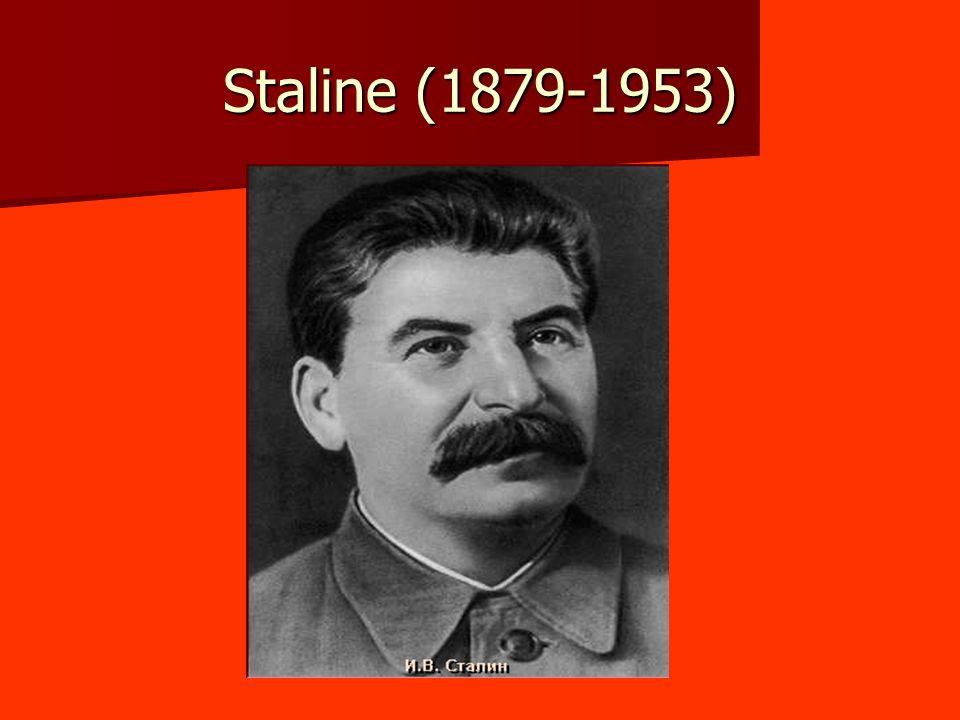 Staline (1879-1953)