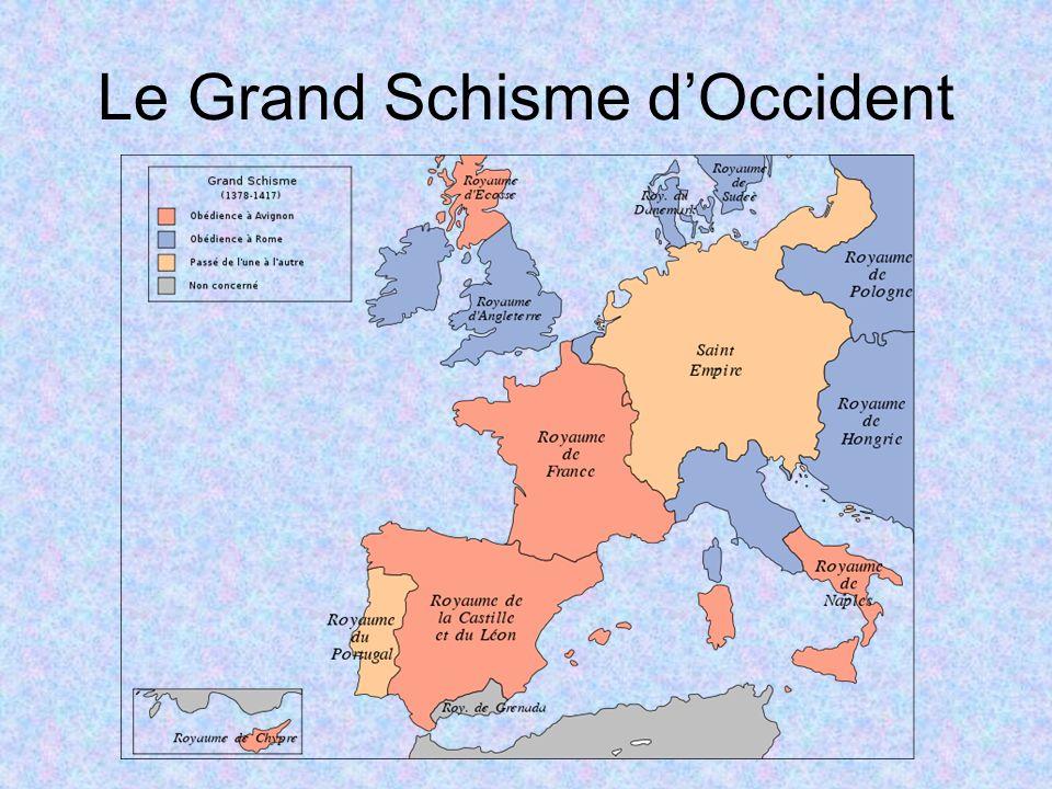 Le Grand Schisme d'Occident