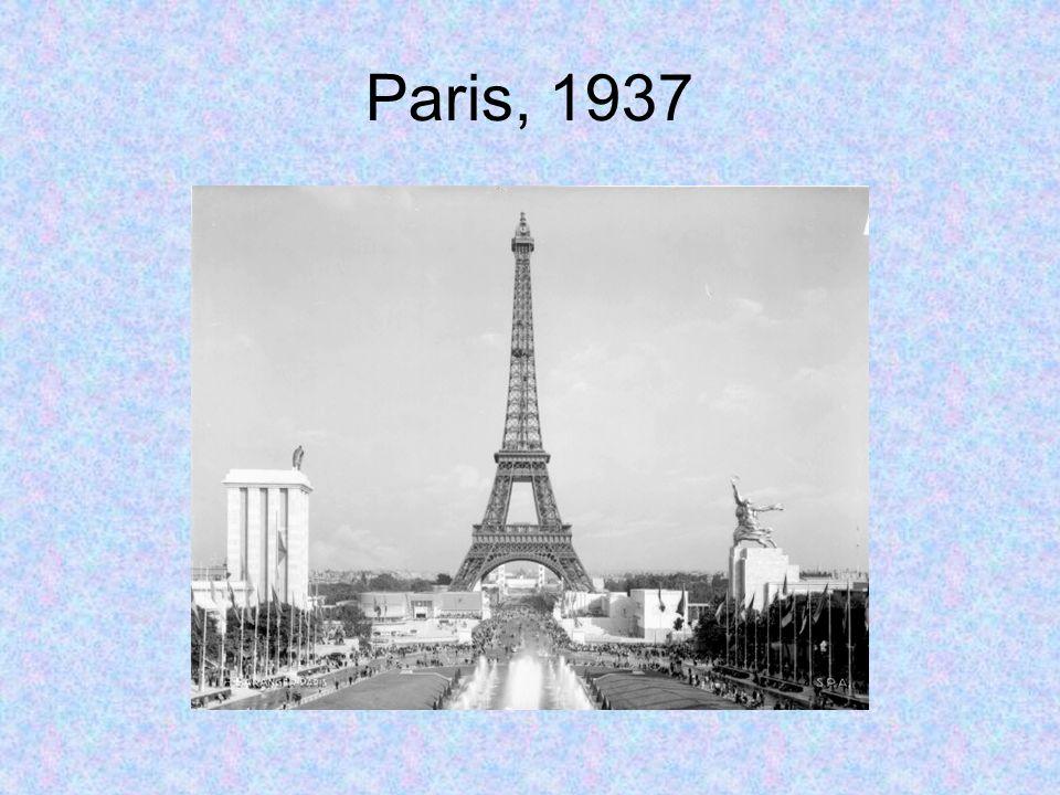 Paris, 1937