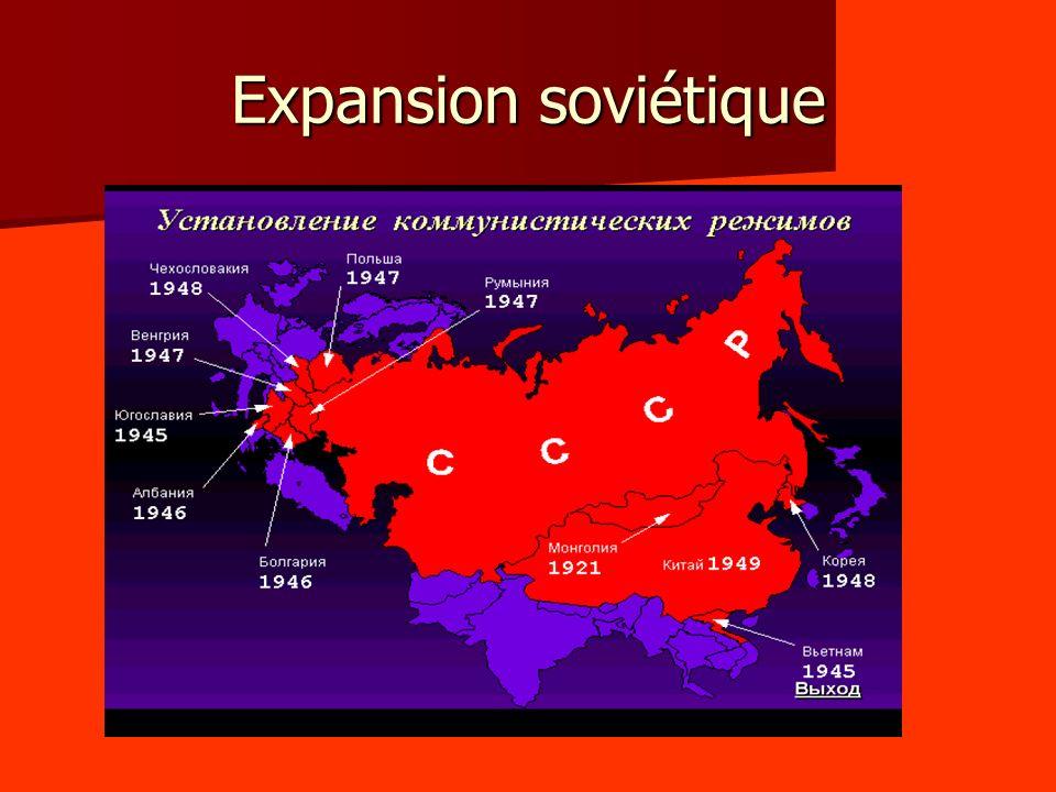 Expansion soviétique