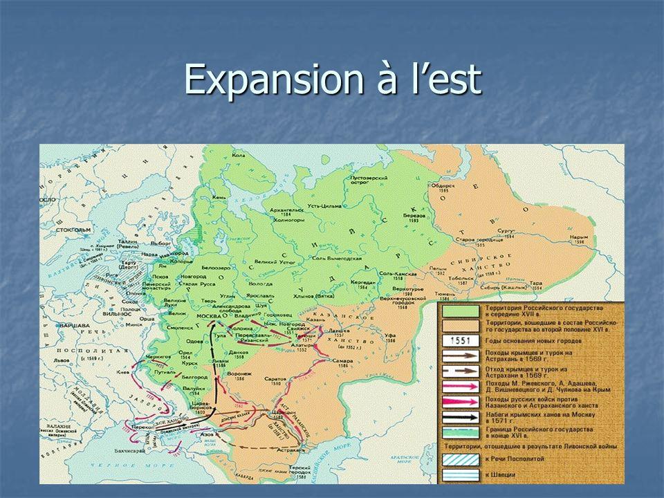 Expansion à l'est
