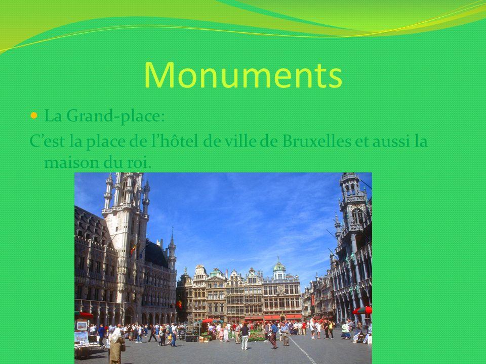 Monuments La Grand-place: