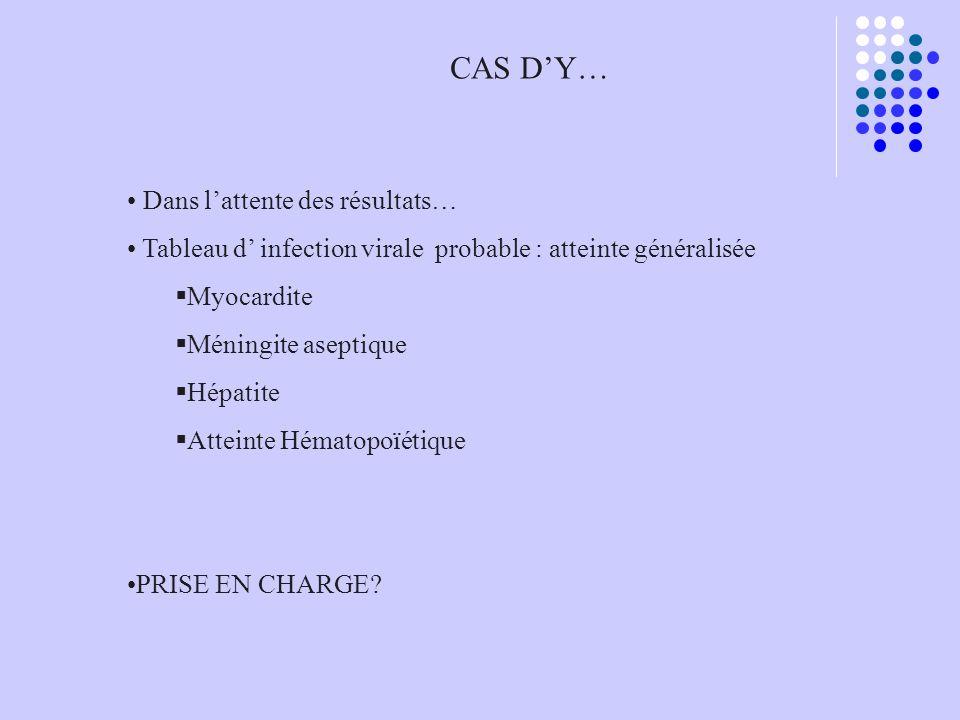 CAS D'Y… Dans l'attente des résultats…