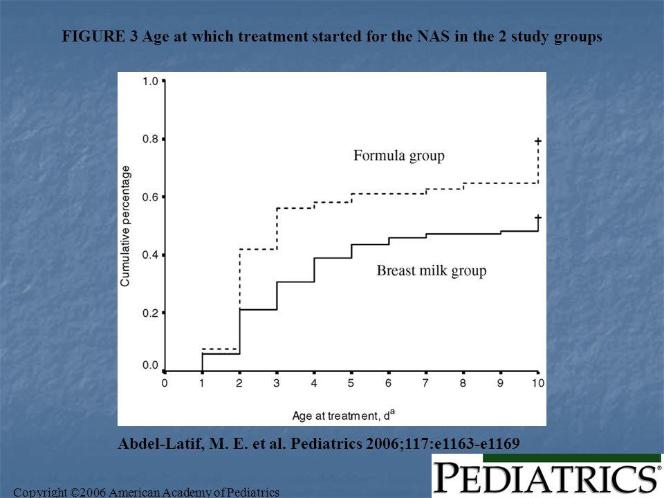 Abdel-Latif, M. E. et al. Pediatrics 2006;117:e1163-e1169