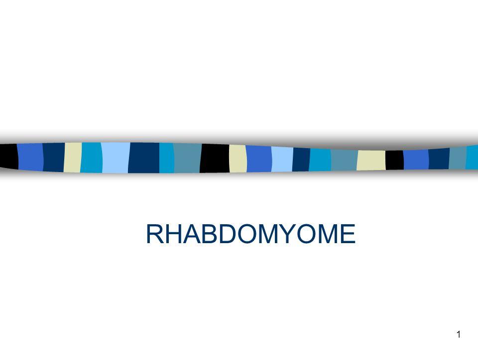 RHABDOMYOME