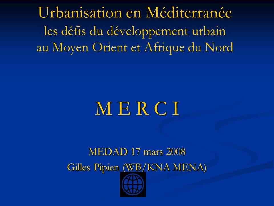 M E R C I MEDAD 17 mars 2008 Gilles Pipien (WB/KNA MENA)