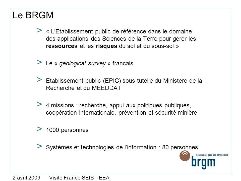 Le BRGM