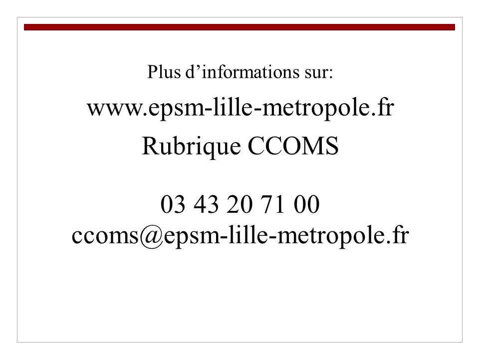 03 43 20 71 00 ccoms@epsm-lille-metropole.fr