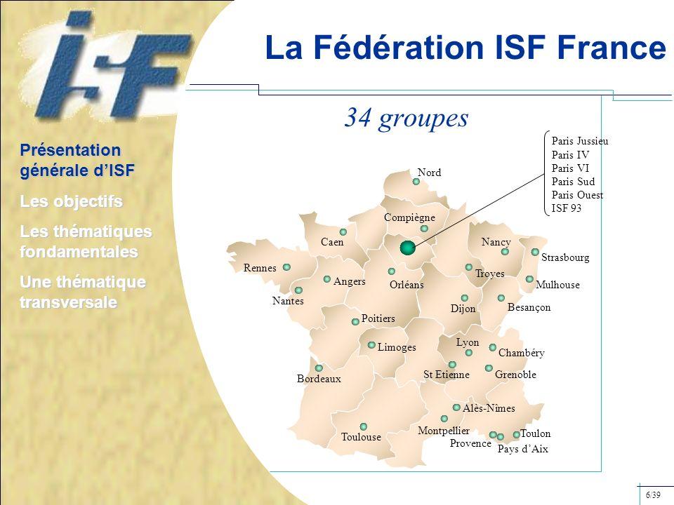 La Fédération ISF France