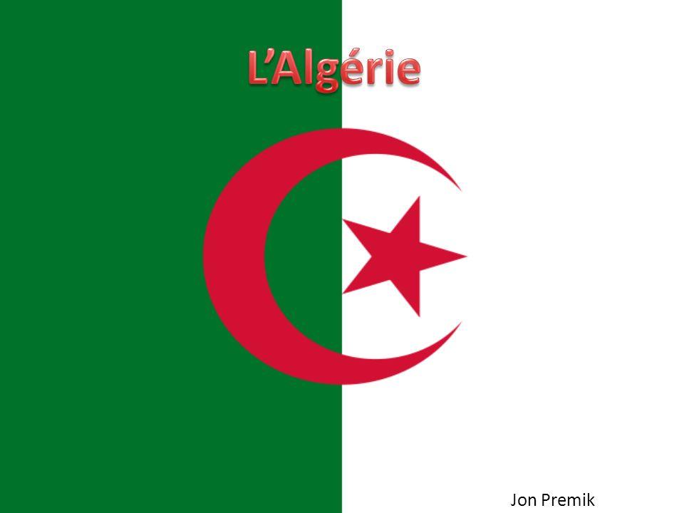 L'Algérie Jon Premik