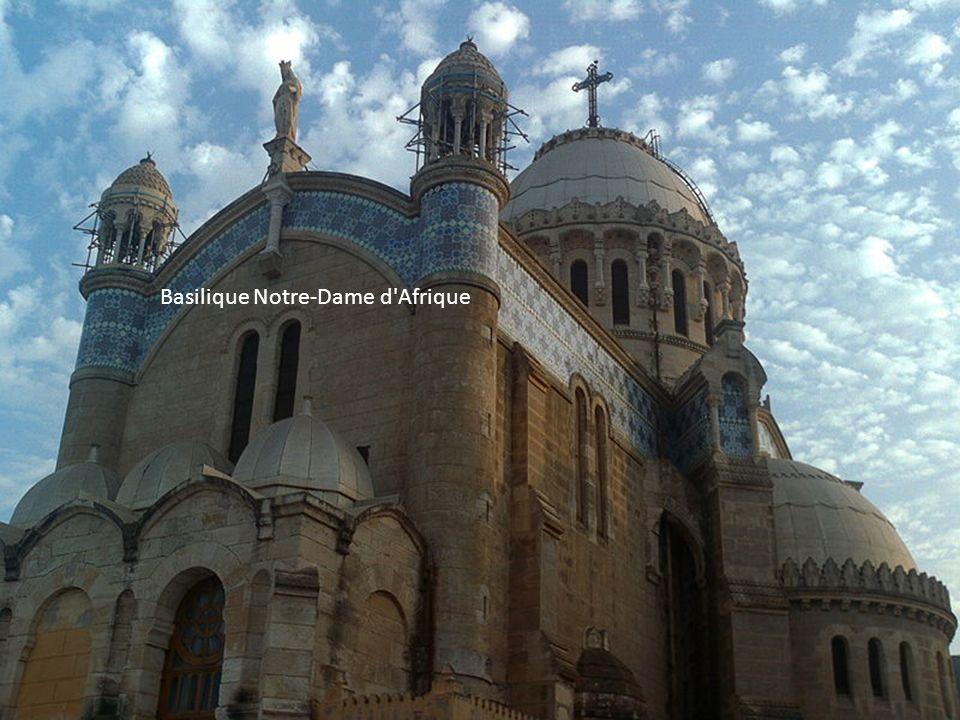 Basilique Notre-Dame d Afrique